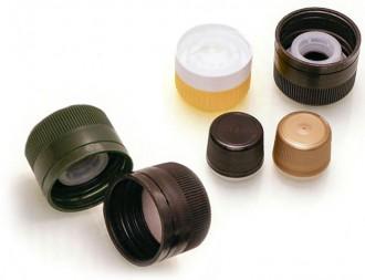 Πλαστικά βιδωτά πώματα